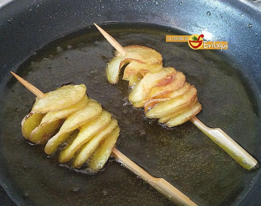 5 formas divertidas de cortar las patatas