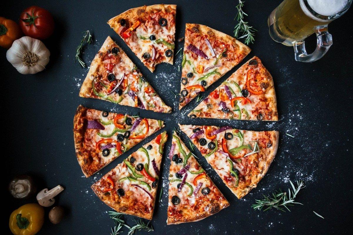 Prepara una pizza en la sartén (sin necesidad de horno)