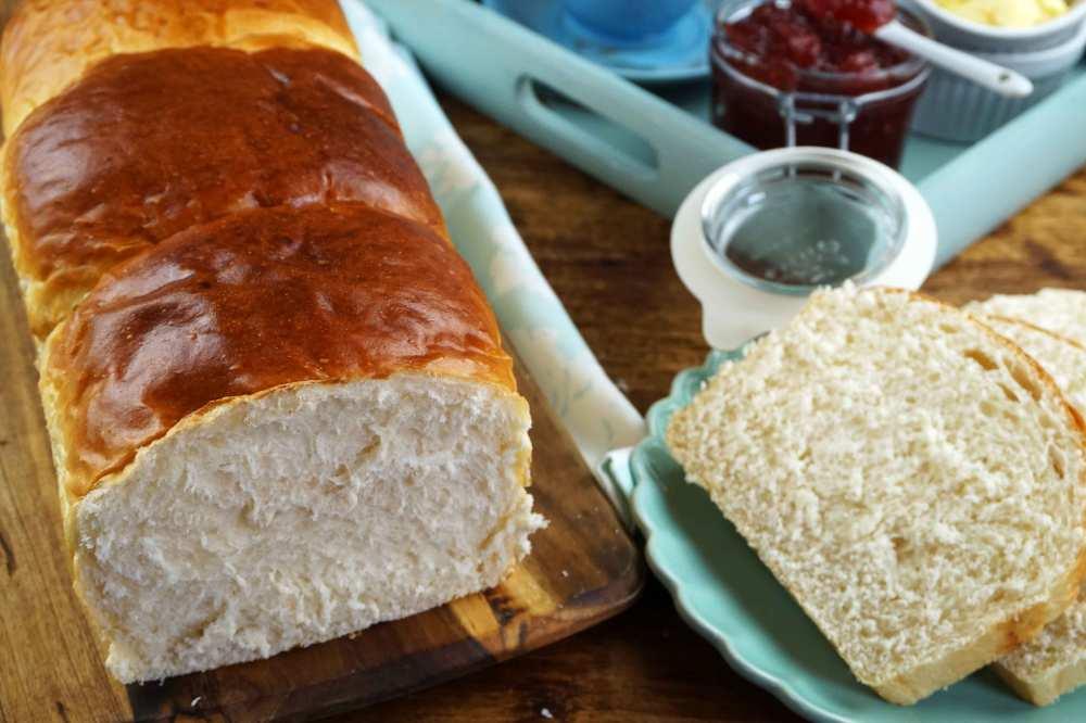 pan brioche de yogur