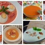 Seis recetas de gazpacho