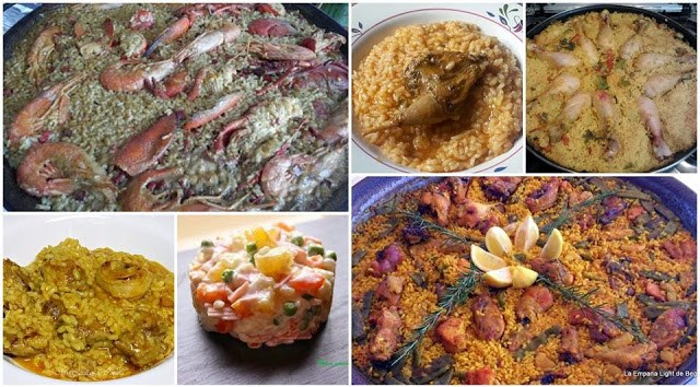 recetas arroces mediterraneos cocina facil