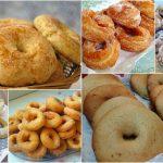6 recetas de roscos tradicionales