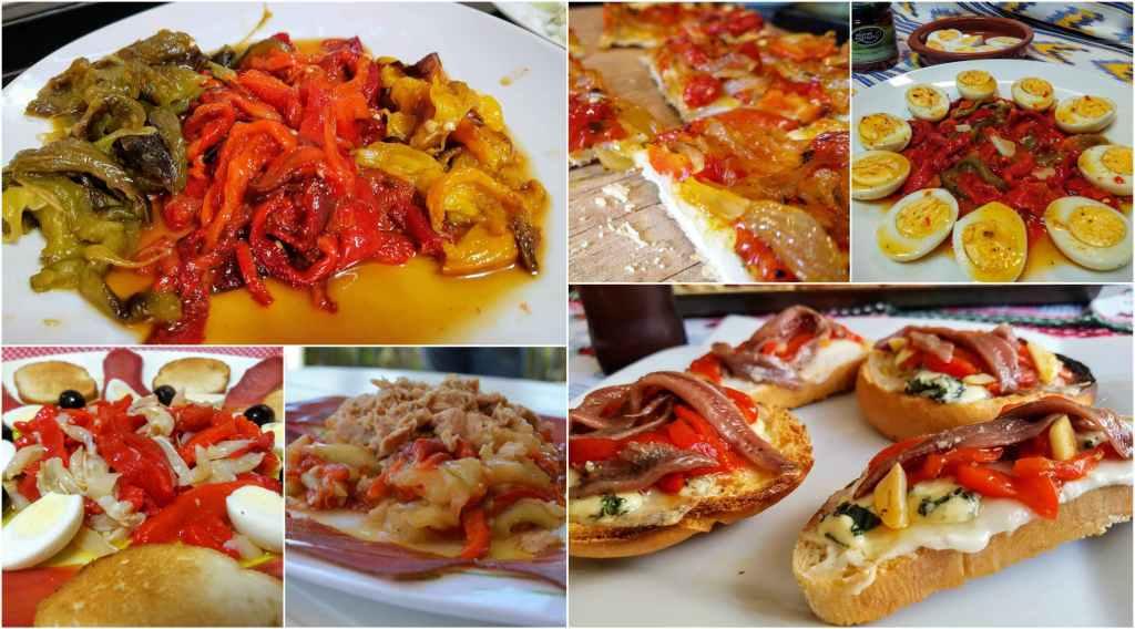 6 Recetas Con Pimientos Asados La Cocina De Pedro Y Yolanda