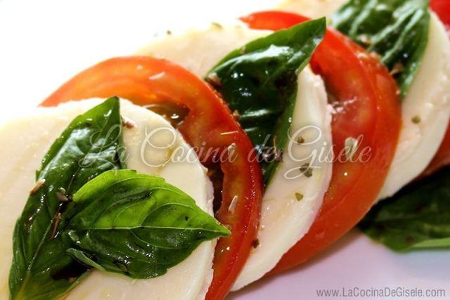 ensaladas frescas de verano