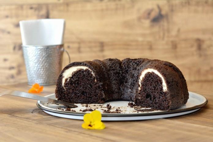Resultado de imagen para chocolate relleno de crema