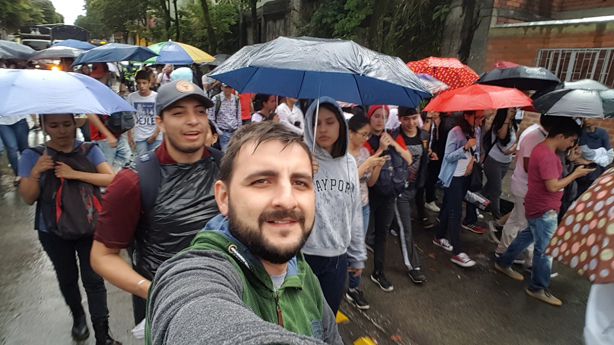 protesta marcha 2