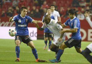 Las notas del partido. Sevilla FC 2  – 0 UD Logroñés