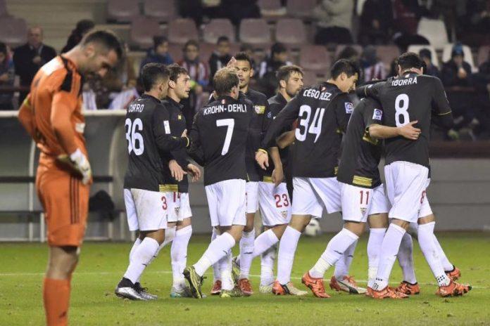 UD Logroñés 0-3 Sevilla FC. Arranca la Copa con buen pie