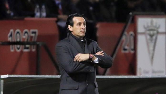 Emery: «Si tengo que elegir, lo más alejado del Barcelona»