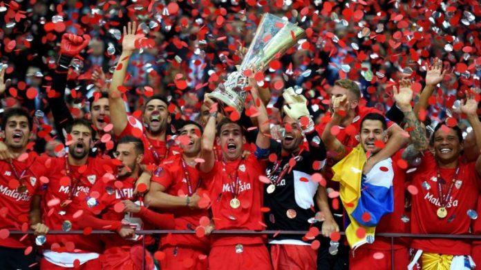 El Sevilla, tercer favorito para ganar la UEL