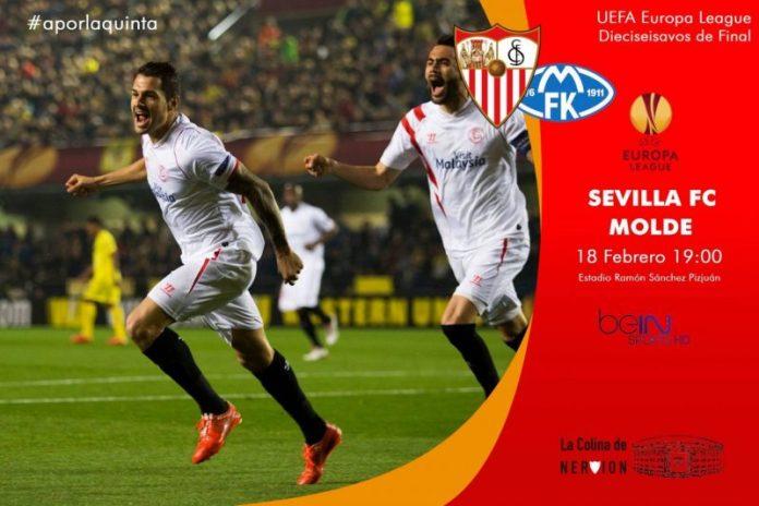 Sevilla FC – Molde FK: Comienza la Europa League