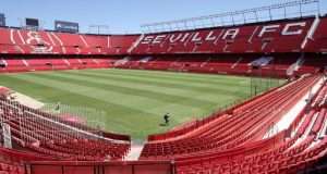 Gradas del Ramón Sánchez-Pizjuán reformadas   Imagen: Sevilla FC
