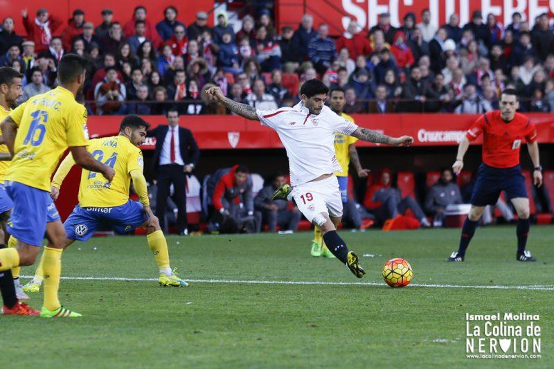 Las notas del Sevilla FC 2-0 UD Las Palmas
