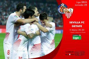 Getafe CF – Sevilla FC: Ahora o nunca
