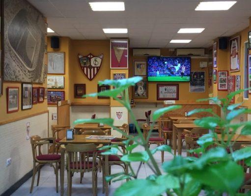 peña del Sevilla FC