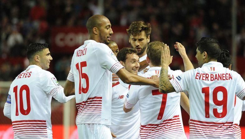 Las notas del Sevilla FC 1-0 SD Eibar
