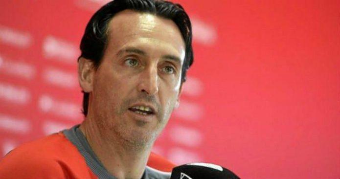 Emery: «No ha salido como queríamos»