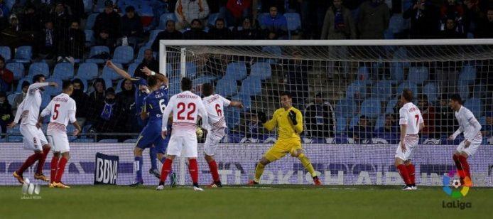 Las estadísticas del Sevilla FC-Getafe CF