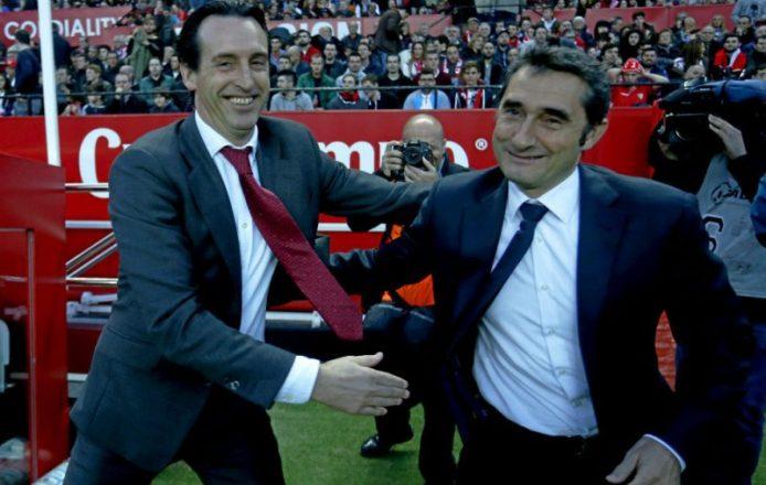 Valverde: «El Sevilla es un equipo muy fuerte»