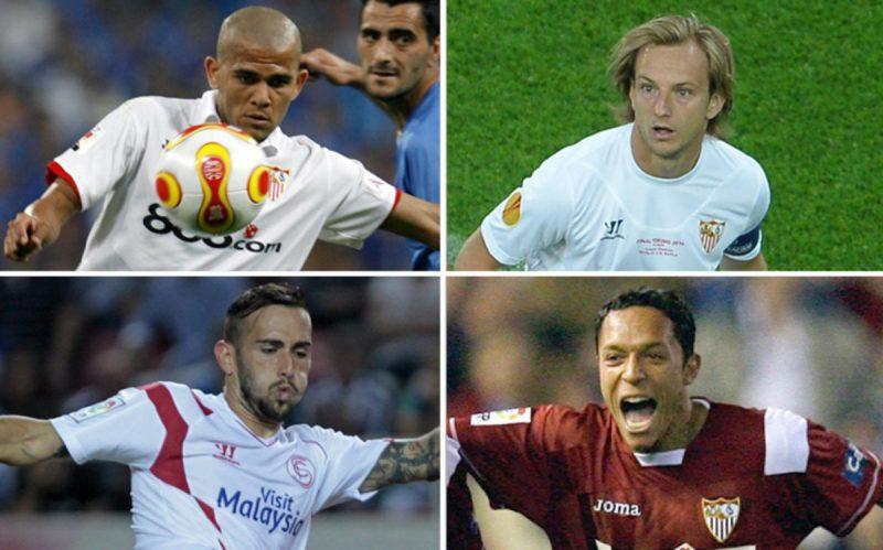 Rakitic, Aleix, Adriano, Dani Alves… viejos conocidos