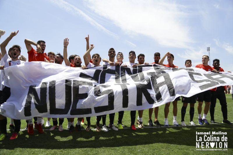 Galería fotográfica Sevilla Atlético – Lleida Esportiu
