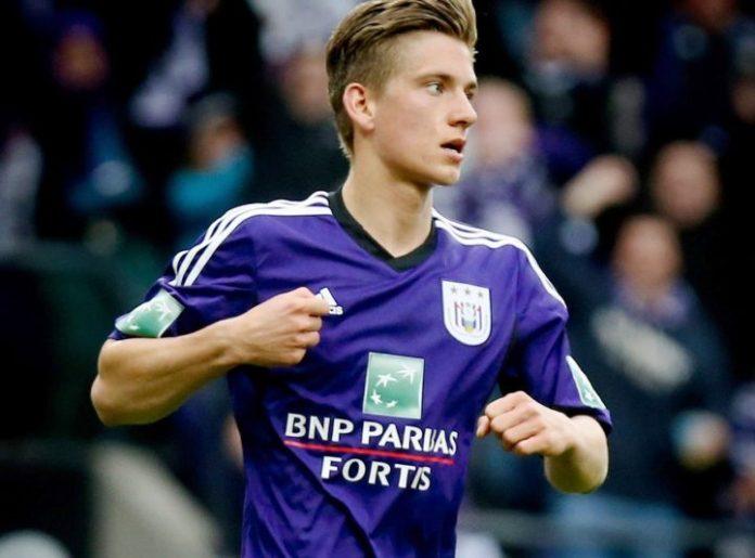 El Anderlecht quiere renovar a Dennis Praet