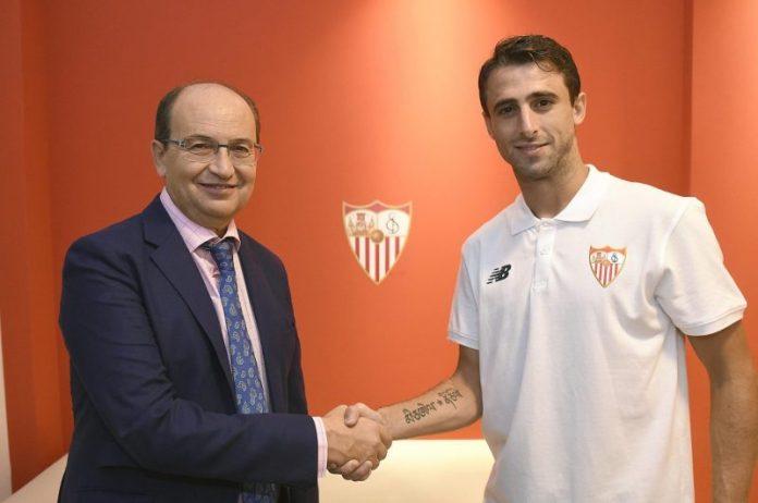 Nico Pareja rescinde su contrato con el Sevilla