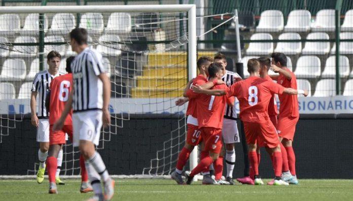 Una Youth League complicada para el Sevilla sub-19