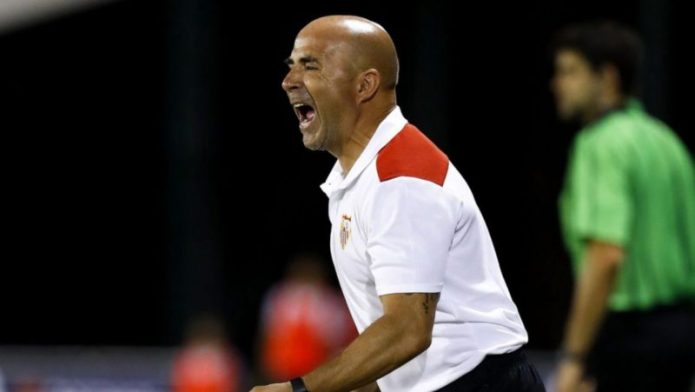 Sampaoli: «Este equipo debe tener un protagonismo desmedido»