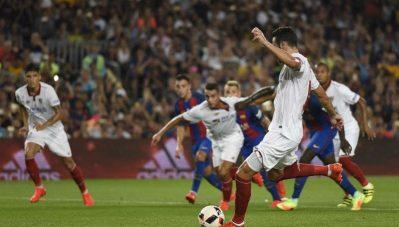 El precio que ha pagado el Sevilla por cada penalti fallado