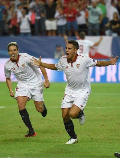 Los diez mejores goles del Sevilla en lo que va de temporada