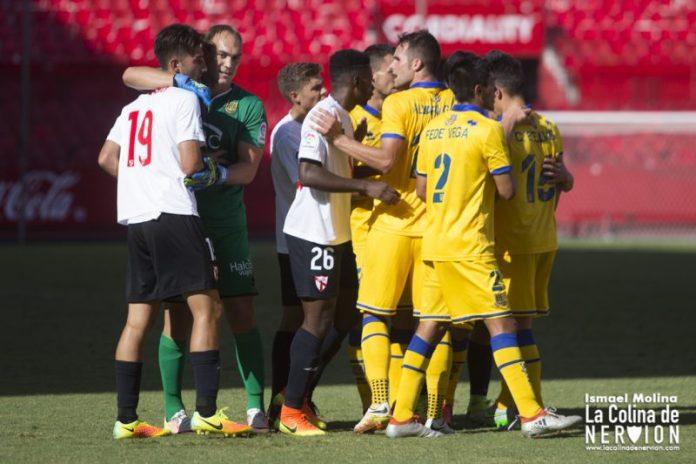 El Sevilla Atlético suma un punto que sabe a poco