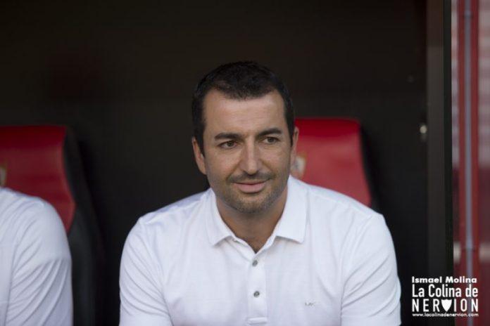 Diego Martínez: «Aún tenemos mucho que mejorar»