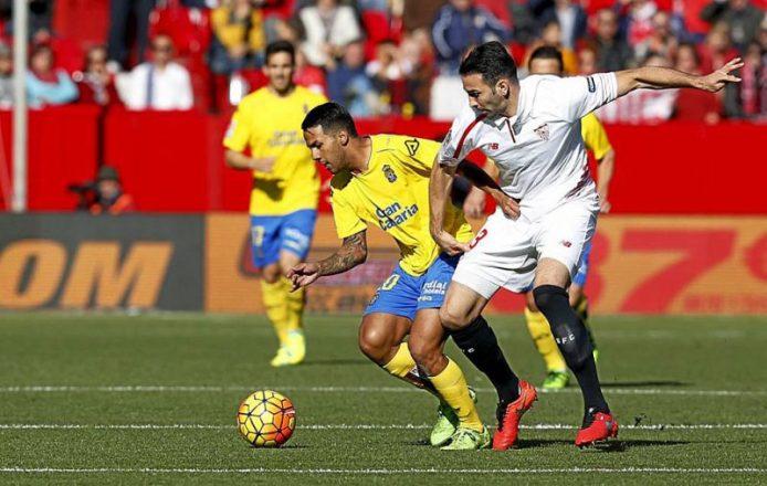 El Sevilla recibe a Las Palmas con el viento a favor