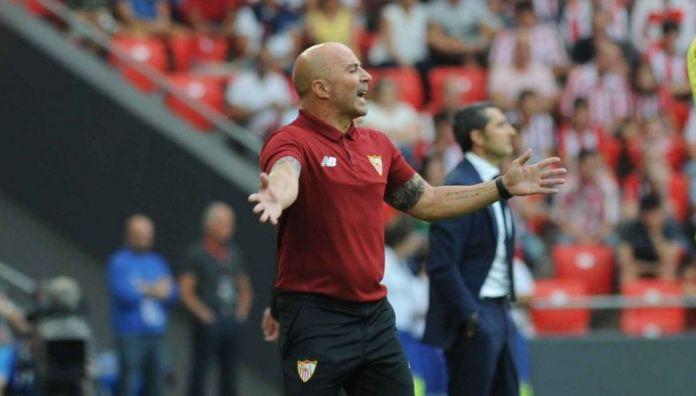 Sampaoli iguala las victorias de Emery la pasada campaña