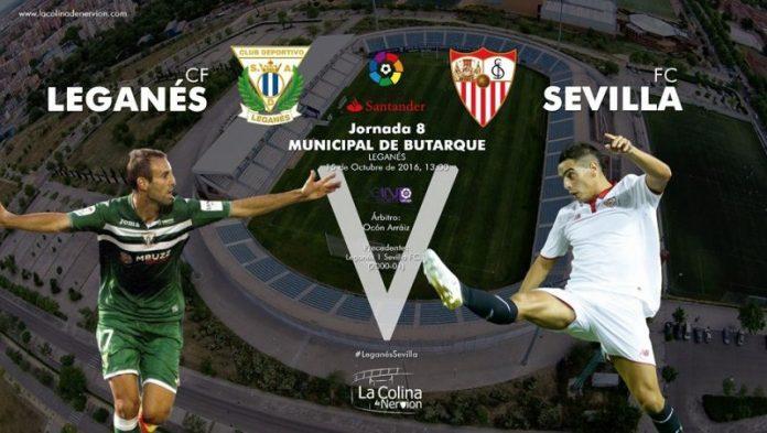 El Sevilla quiere conquistar Butarque