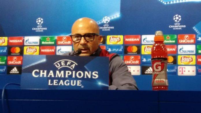 Sampaoli: «En Champions hay que ganar con esta autoridad»