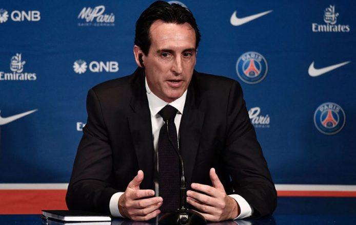 Emery hace balance de lo vivido en París