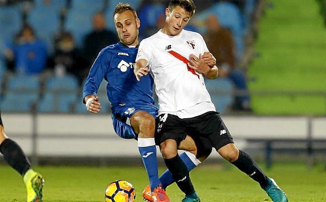 Dos goles de Álvaro Jiménez condenan al filial en Getafe