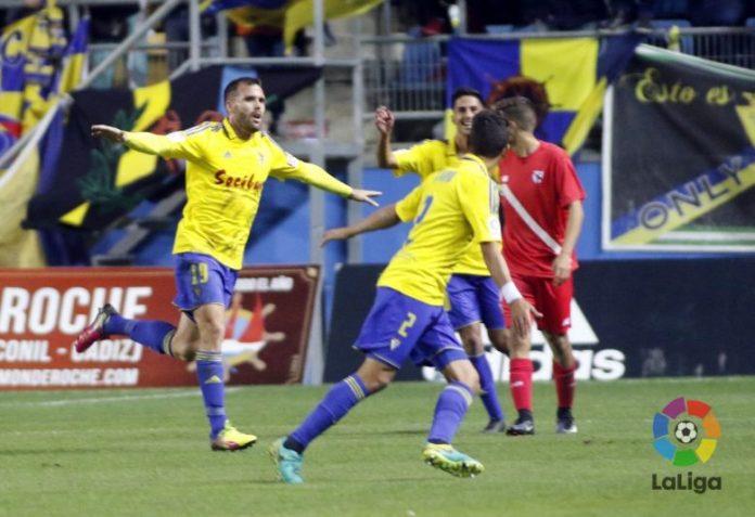 El Sevilla Atlético cae en Cádiz
