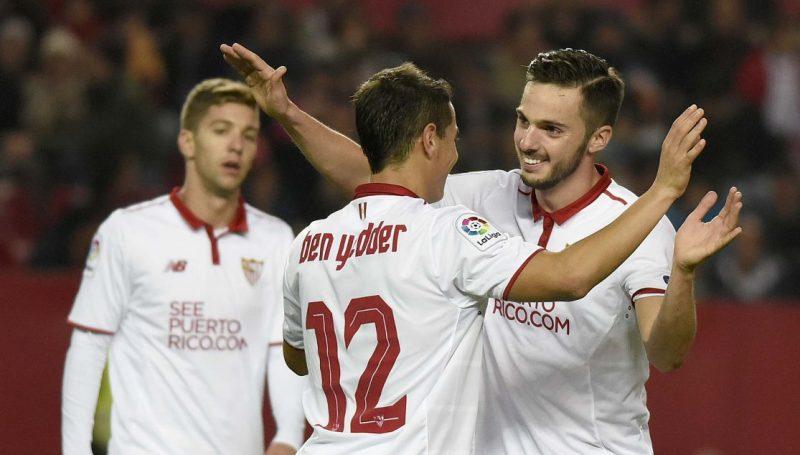 Las diez mayores goleadas de la historia del Sevilla