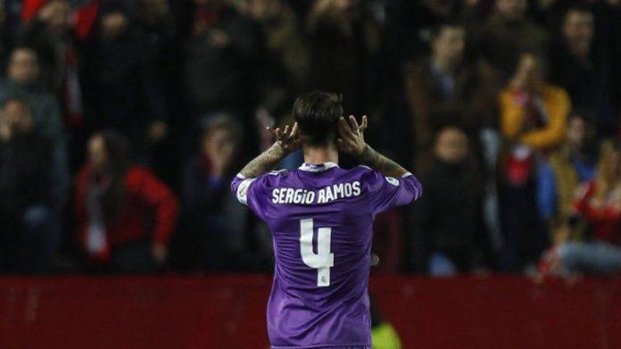 Sergio Ramos queda eliminado por un penal