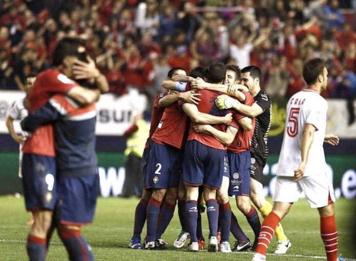 Solo dos victorias en los últimos veinte enfrentamientos en Pamplona