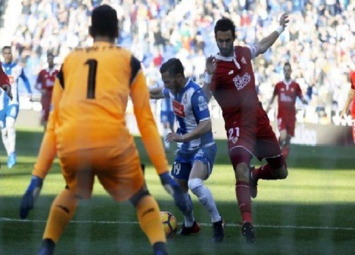 El minuto fatídico frente al Espanyol