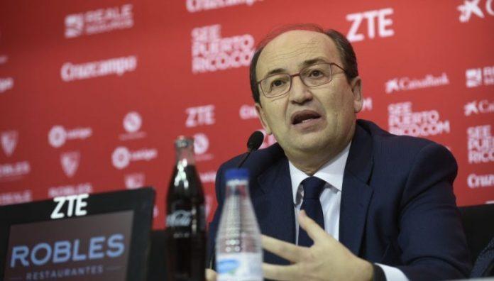 José Castro: «Para poder hablar con garantías, tenemos que dar ejemplo»