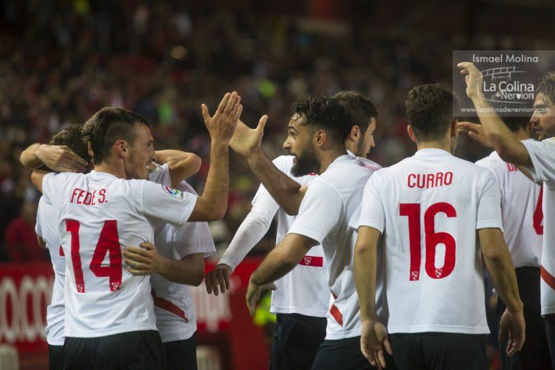 Galería fotográfica Sevilla Atlético 1-1 Levante UD