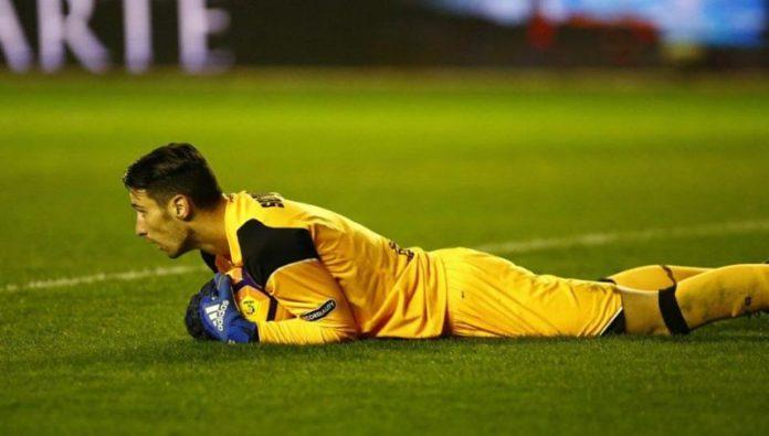 """Sergio Rico: """"No es el mejor resultado, pero es el primer partido"""""""