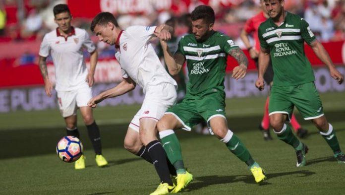 El mal juego condenó al Sevilla ante un flojo Leganés