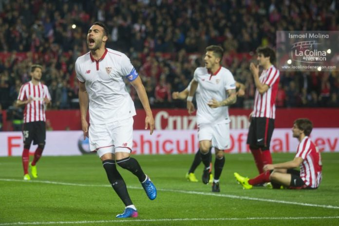 La comparación no muestra un Sevilla tan diferente