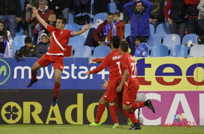 El Sevilla Atlético gana al Zaragoza en un final épico